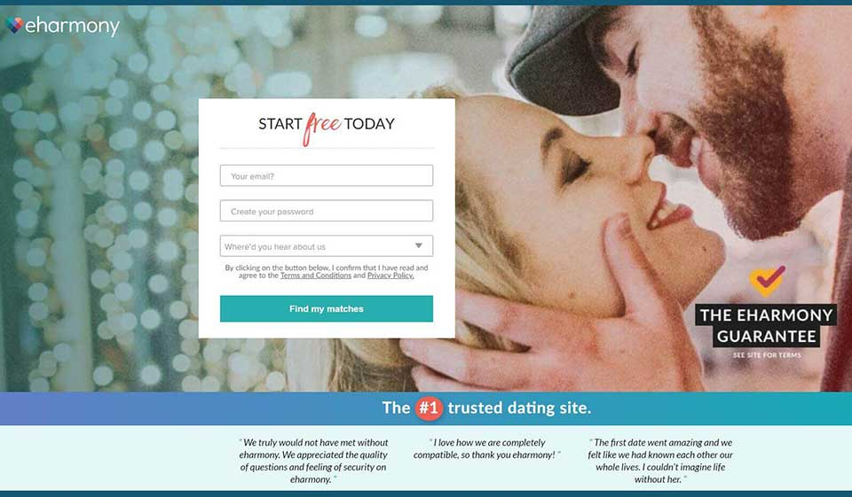 eHarmony Review – Is It Good for Serious Singles?