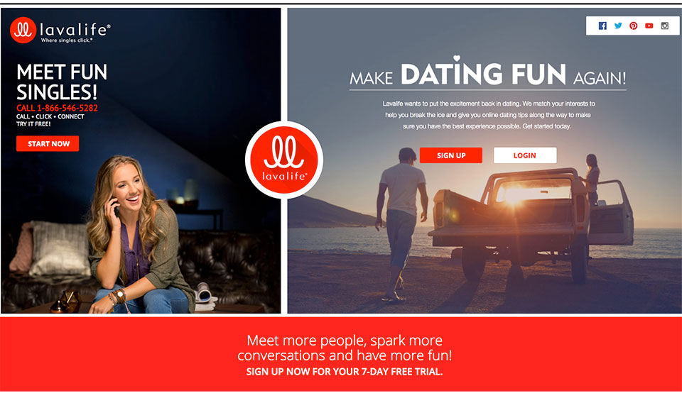 Lavalife Review: Best 3-in-1 Dating Site since 2021