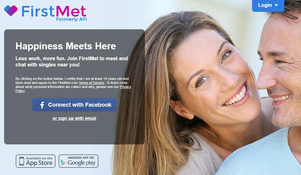 FirstMet Review: Meet Your Mature Partner for Serious Relationships